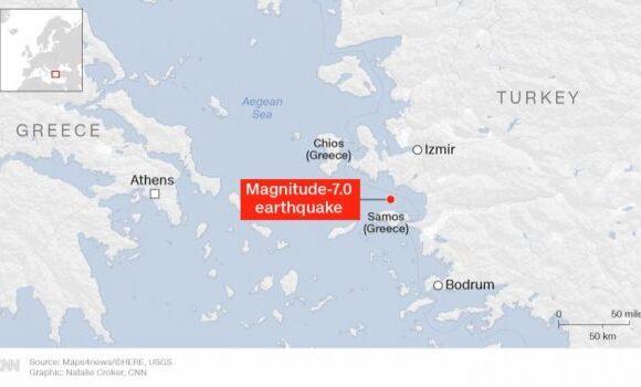 Σεισμός – Σμύρνη : Μάχη με τον χρόνο στα ερείπια – Μεγαλώνει διαρκώς ο τραγικός απολογισμός