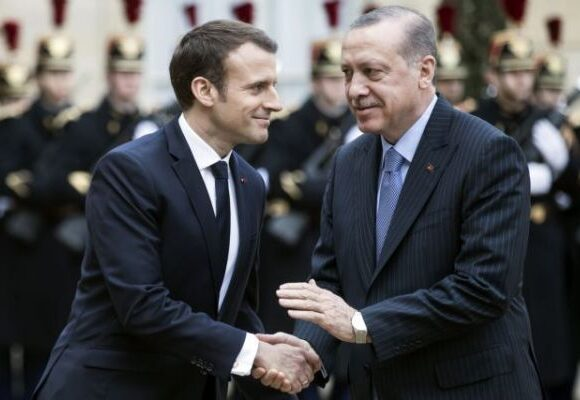 Στα άκρα η κόντρα Μακρόν με Ερντογάν : Λάδι στη φωτιά ρίχνει η Τουρκία – Στο πλευρό της Γαλλίας η Ευρώπη