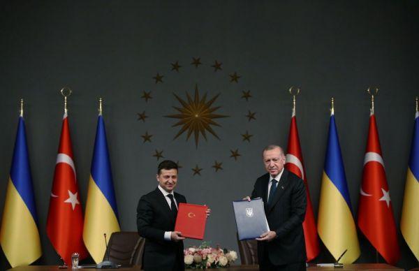 Στρατηγική σχέση της Τουρκίας με την Ουκρανία – Πόσο θα το ανεχθεί η Ρωσία;