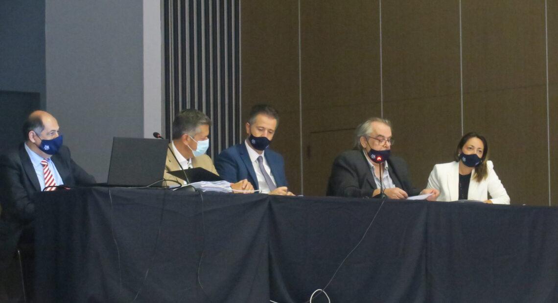 Συγκροτήθηκε σε σώμα το νέο ΔΣ της ΠΟΞ | Πρόεδρος Γ. Τάσιος, Α' αντιπρόεδρος Μ