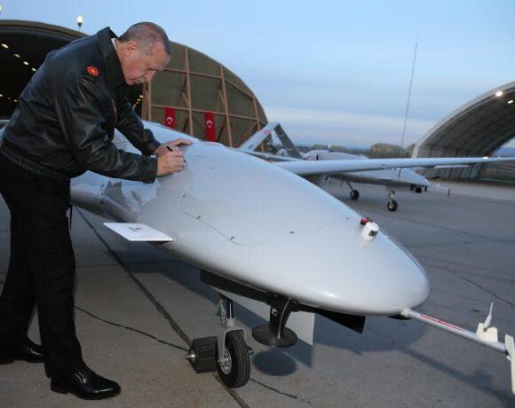 Τα drones του Ερντογάν μένουν από… κινητήρα