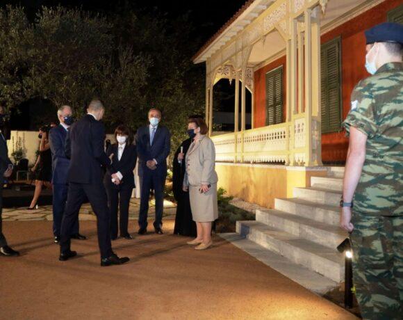 Το Υπουργείο Εθνικής Άμυνας παρουσίασε την οικία του Παύλου Μελά