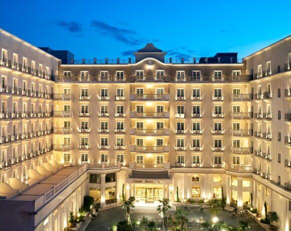 Το Grand Hotel Palace απέσπασε τρία βραβεία στα Greek Hospitality Awards 2020