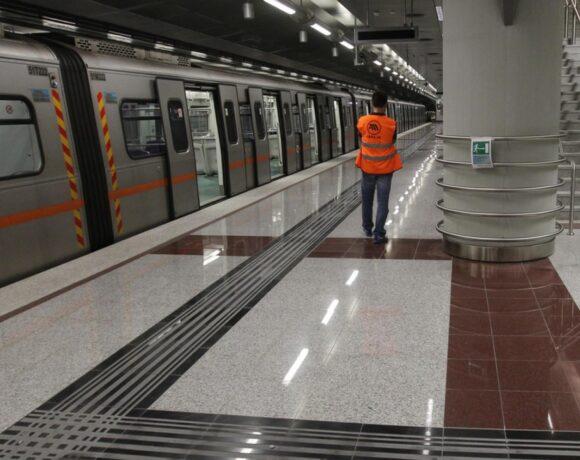 Τρίωρη στάση εργασίας σε μετρό, ηλεκτρικό και τραμ την Πέμπτη
