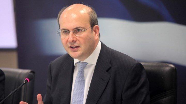 Χατζηδάκης: Έκκληση σε όλα τα κόμματα να ψηφίσουν το νομοσχέδιο επειδή είναι μια «ευρωπαϊκή, πράσινη, οικολογική πολιτική