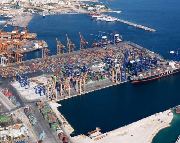 Όλη η αλληλογραφία μεταξύ Cosco-Φορέων-Πλακιωτάκη για την ηλεκτρονική πλατφόρμα στο λιμάνι