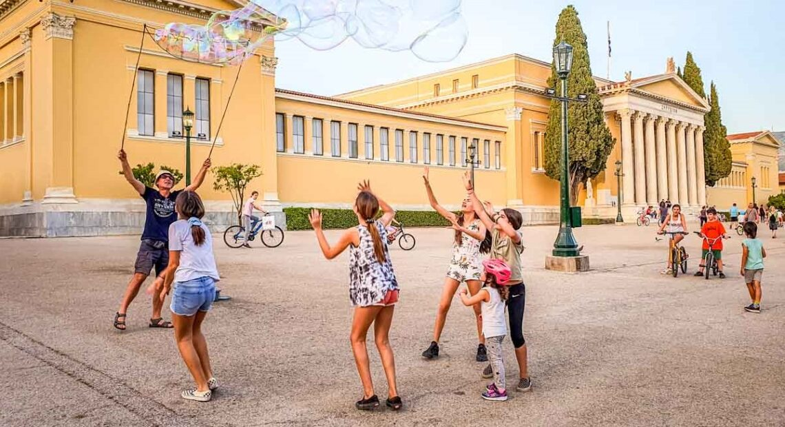 CNT Places Athens Among Friendliest Cities in Europe