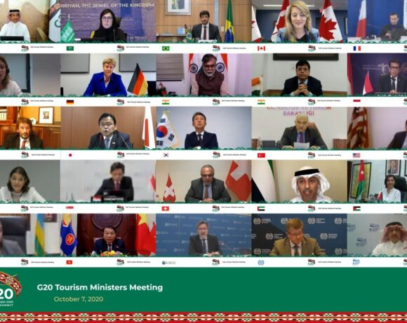 G20 Tourism Ministers Agree to Public-Private Actions for Sector Recovery