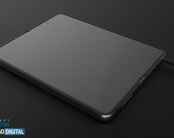 Galaxy Z Fold 3: Πατέντα της Samsung με ενσωματωμένο S Pen