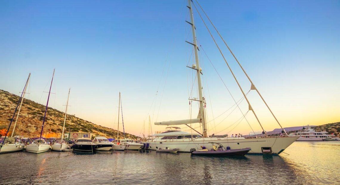 Greece Announces New Marina in Halkidiki