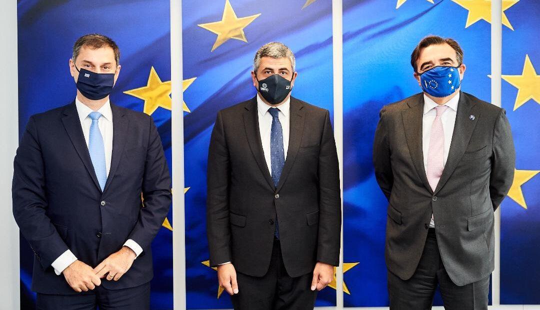 Greece – EU Discuss Joint Tourism Protocols for Covid-19