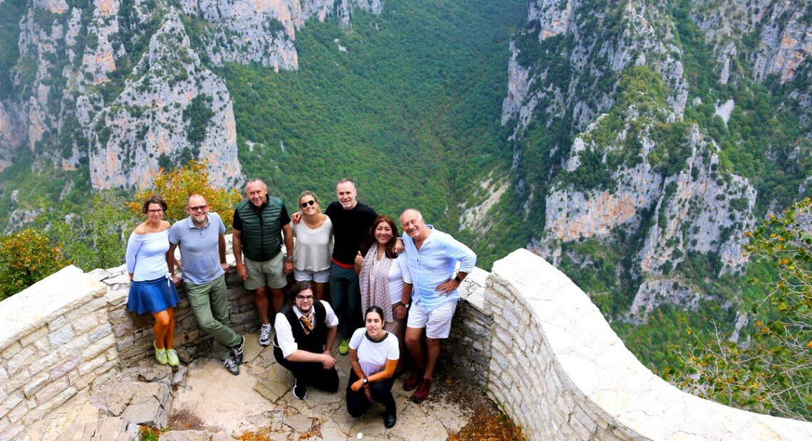 Greek DMC Shows Luxury Side of Epirus and Zagorohoria to Travel Agents