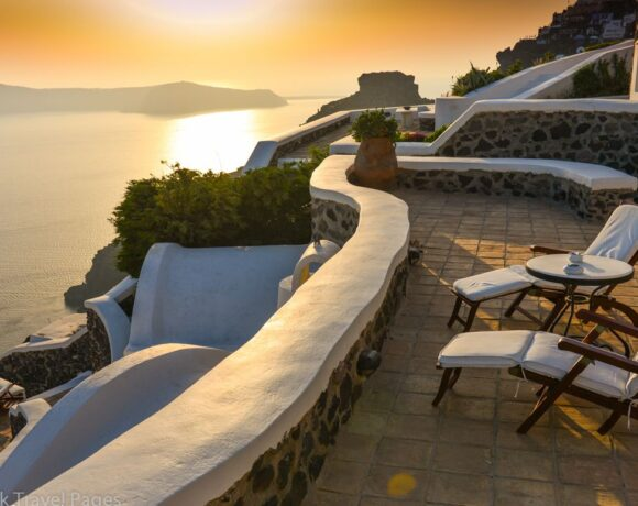 Greek Hoteliers Seek Covid-19 Rescue Measures Ahead of Winter