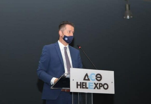 Grigoris Tasios to Serve Second Term as President of Hellenic Hoteliers Federation