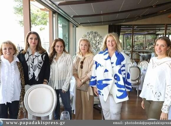 ICC Women Hellas Announces GNTO President as Tourism Ambassador