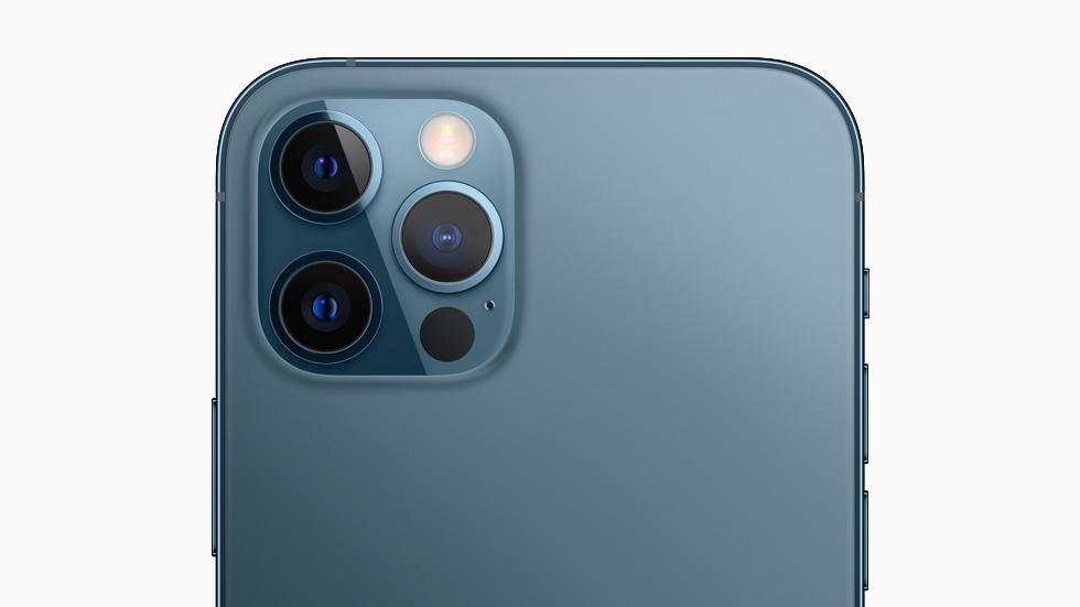 iPhone 12 Pro: Με τριπλό σύστημα κάμερας, LiDAR και τη δύναμη του A14