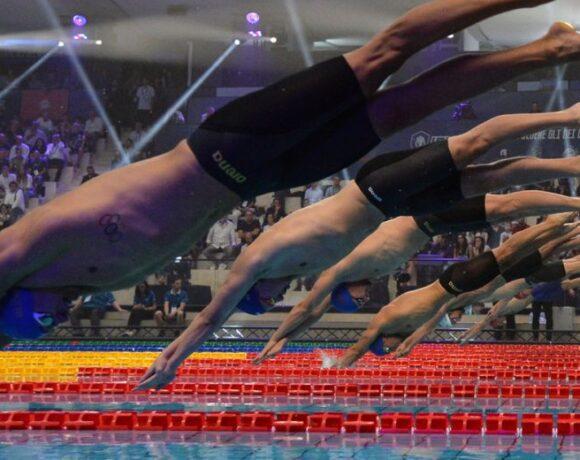 ISL: 315 κολυμβητές απειλούν ρεκόρ στη Βουδαπέστη