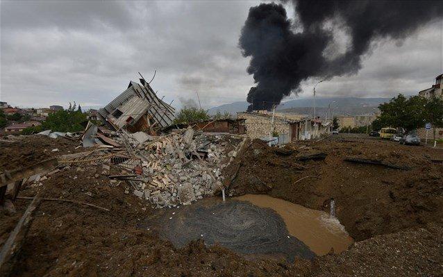 Kατάπαυση του πυρός από τα μεσάνυχτα στο Ναγκόρνο-Καραμπάχ για ανθρωπιστικούς λόγους