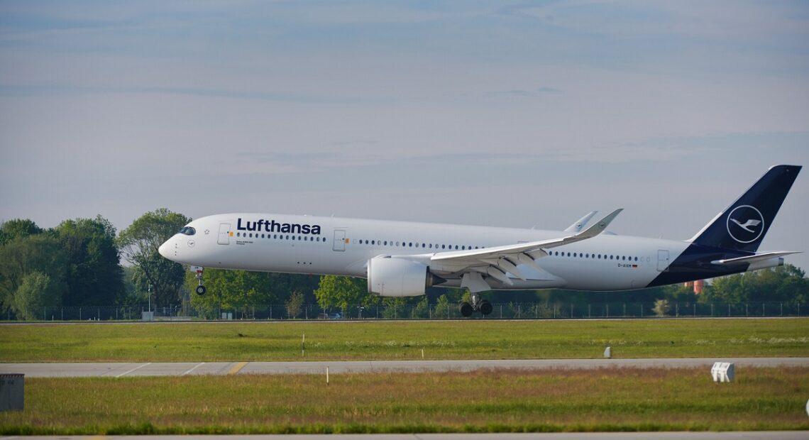 Lufthansa to Deploy 4 Airbus A350-900s to Frankfurt Hub