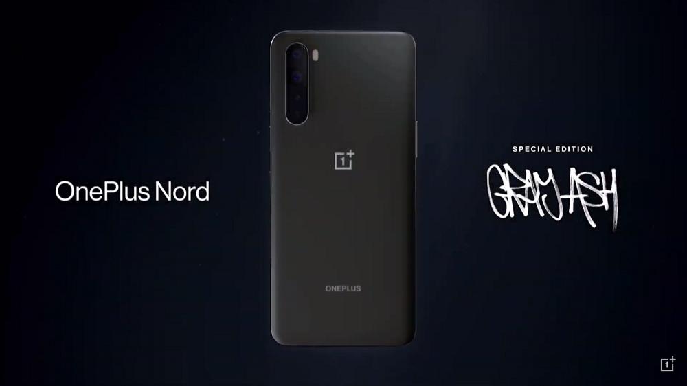 OnePlus Nord: Έρχεται σε Gray Ash χρώμα με τιμή 499 ευρώ