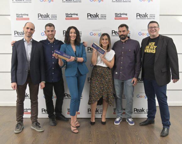 Performance Marketing Awards: Με 2 βραβεία στις αποσκευές του ο Γρηγόρης