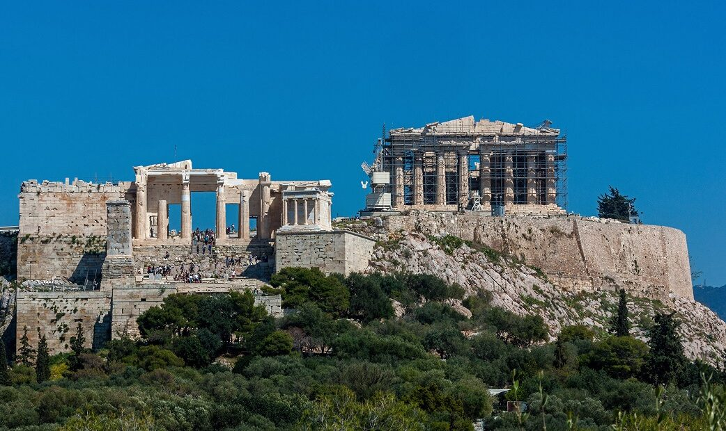 Photos of the Acropolis Wanted for Online Scrapbook Initiative