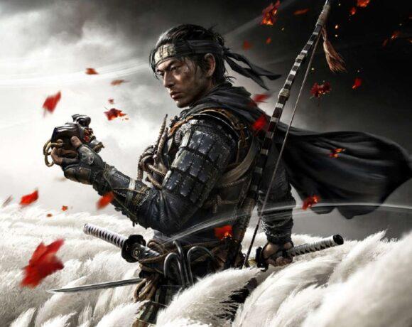 PlayStation 5: Το Ghost of Tsushima θα φτάσει τα 60fps