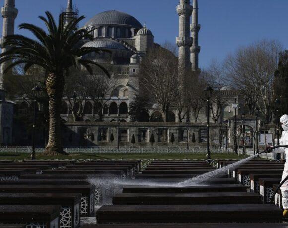Reuters: Ύφεση 3,4% φέτος στην Τουρκία κι όχι ανάπτυξη, λένε οι οικονομολόγοι
