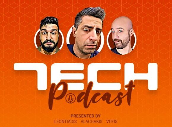 Tech Podcast: Εβδομαδιαίο podcast τεχνολογίας S1E5 – 8/10/2020