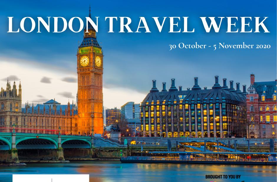 WTM's London Travel Week Virtual Ready to Begin