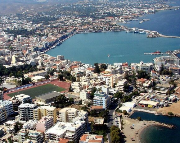 Xenia Property on Chios to Reopen as Hotel After Decades of Neglect