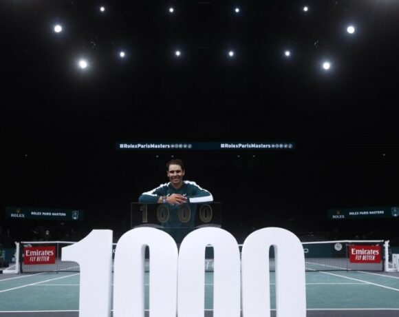 1000 νίκες ο Ναδάλ!