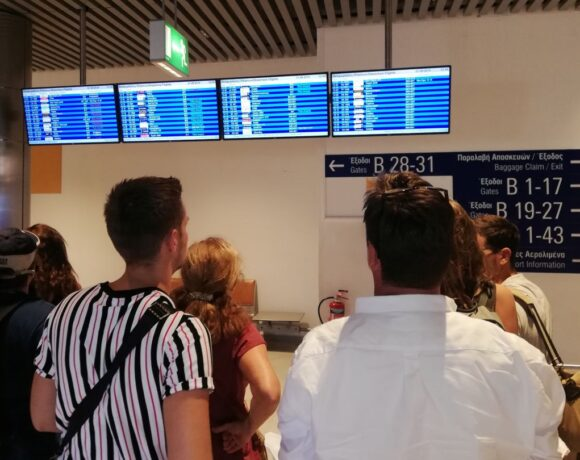 Air Travel in Greece to Face Disruption Nov 25-26 Due to Strike Action