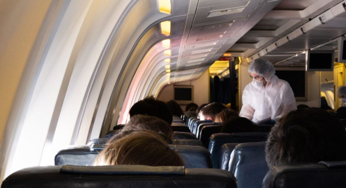 Analysis: No Correlation Between Covid-19 Infection Rates and Air Passenger Traffic