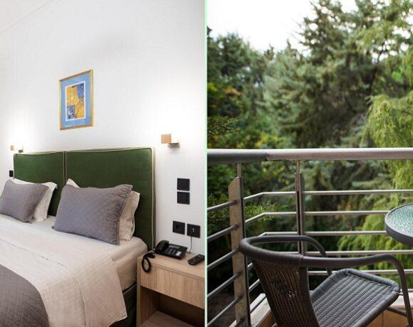 Anastazia Luxury Suites & Spa Offers Safe Hospitality Near Athens