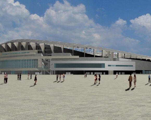 Athens Urban Regeneration Project to Start with Panathinaikos Stadium