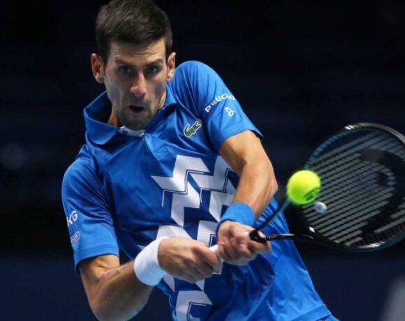 ATP finals: Ο Τζόκοβιτς συμπλήρωσε την 4αδα των ημιτελικών