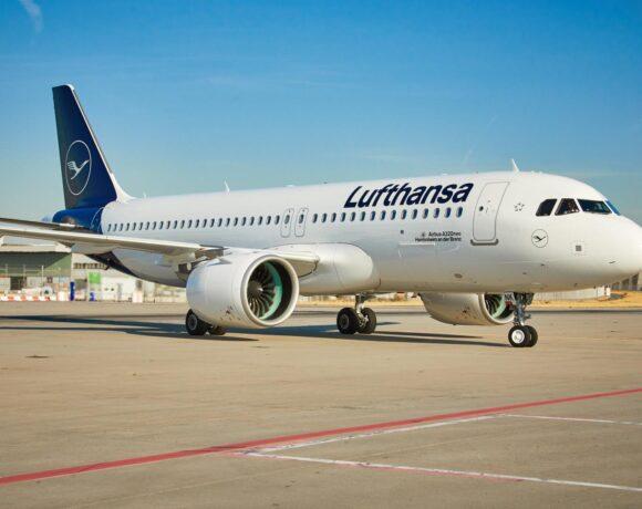 Έγινε σήμερα η πρώτη πτήση της Lufthansa με εξέταση Covid όλων των επιβατών