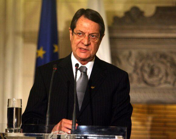 Αναστασιάδης – Τατάρ: Ολοκληρώθηκε η συνάντηση – Η ανακοίνωση των Ηνωμένων Εθνών