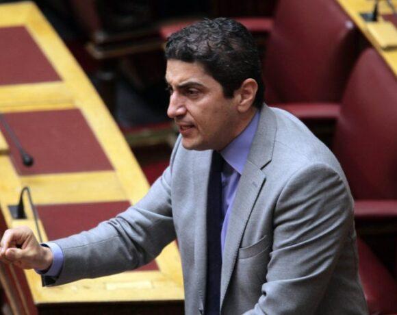 Αυγενάκης: «Ντροπή του ΣΥΡΙΖΑ για το πριμ των αθλητών»