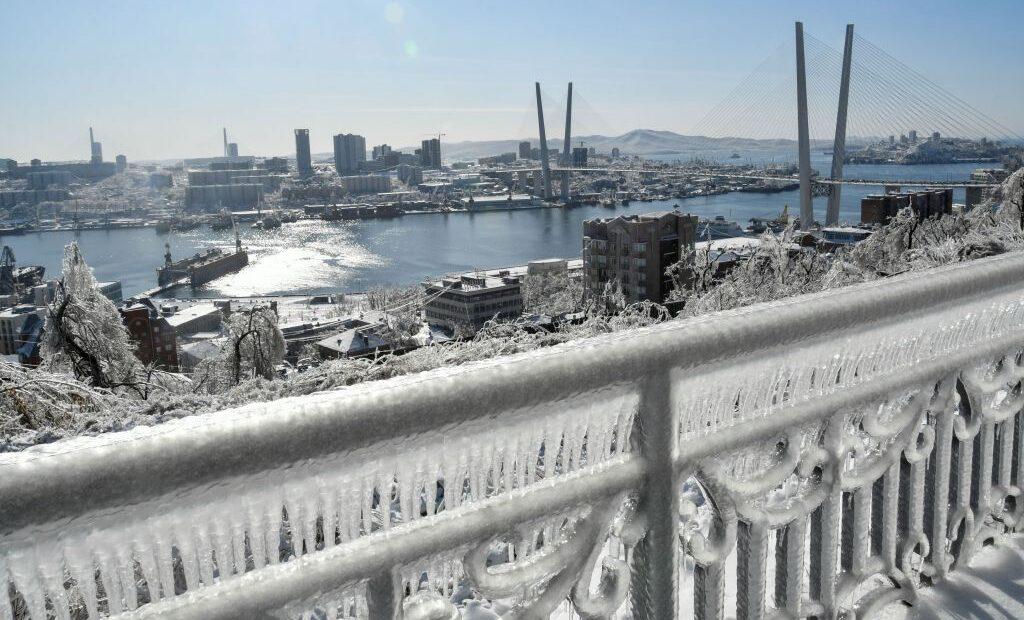 Βλαδιβοστόκ : H συνάντηση κυκλώνων που… προκάλεσε ψύξη