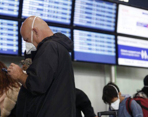 Γαλλία: Τεστ ταχείας διάγνωσης κορωνοϊού στα αεροδρόμια της χώρας από τις 7 Νοεμβρίου