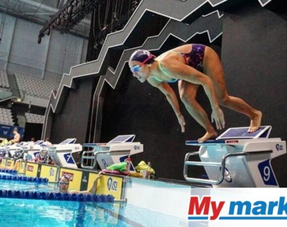 Δράκου: «Κολυμπάω πρώτα με το μυαλό και ακολουθεί το σώμα»