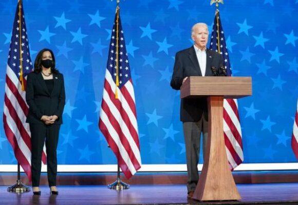 Εκλογές ΗΠΑ : Η ενωτική ομιλία Μπάιντεν και οι προτεραιότητες του νέου προέδρου