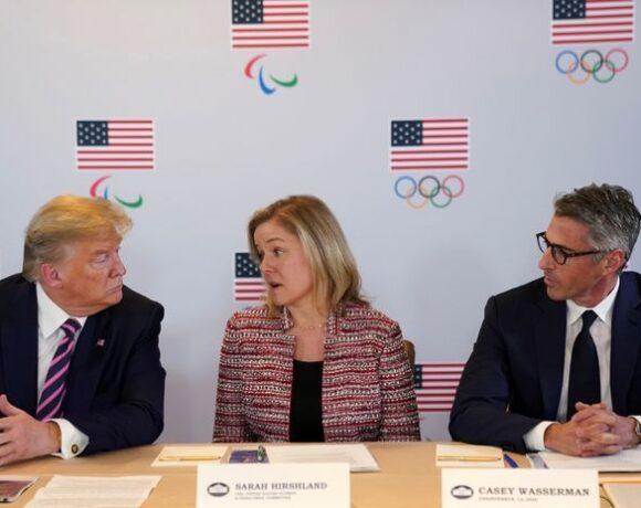 ΗΠΑ: Σε ισχύ ο νόμος και ο έλεγχος της Ολυμπιακής επιτροπής περνάει στο κράτος