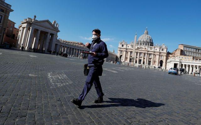 Ιταλία: Υποχωρούν οι αριθμοί κρουσμάτων και νεκρών