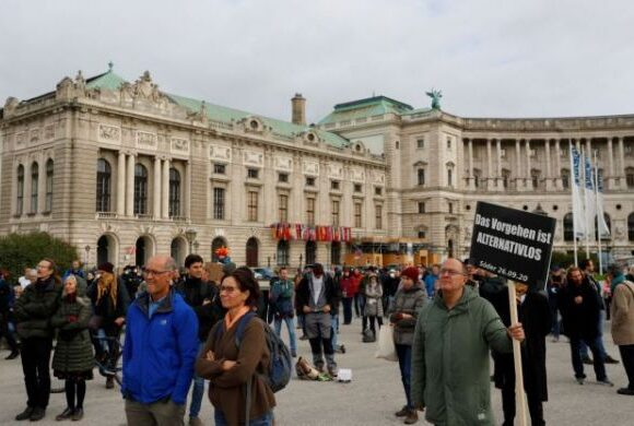 Κοροναϊός : Η αντίδραση των ανθρώπων του πολιτισμού στο lockdown στην Αυστρία
