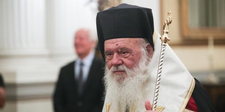 Κορωνοϊός: Για δεύτερη ημέρα στον «Ευαγγελισμό» ο Αρχιεπίσκοπος