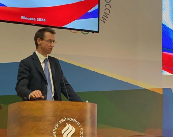 Νέος πρόεδρος στη ρωσική ομοσπονδία στίβου