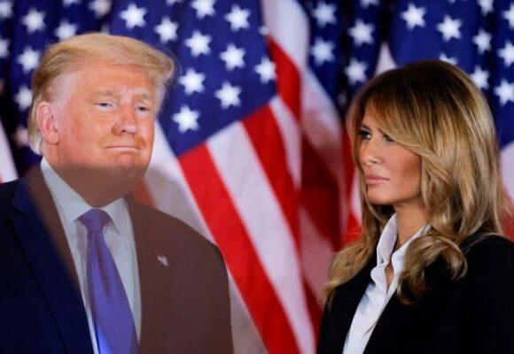 Ντόναλντ Τραμπ : Η Μελάνια «μετρά λεπτά» για το διαζύγιό της